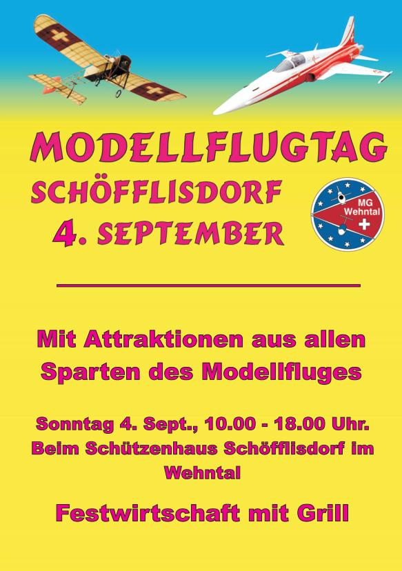 Poster Flugtag 2016